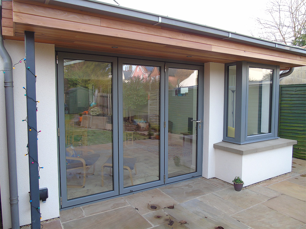 Triangle Folding Doors : Bifolding doors · st folding sliding