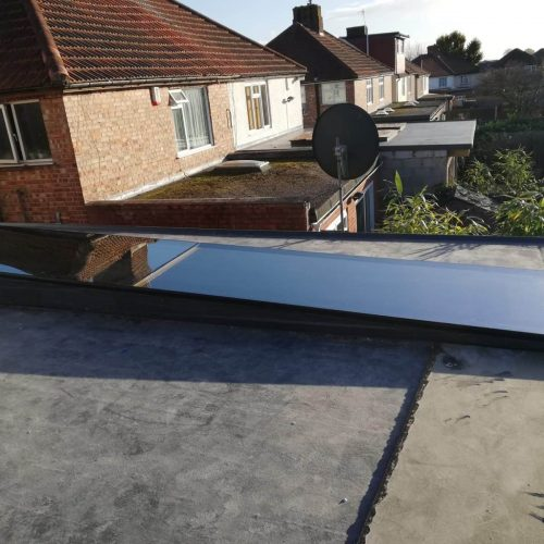 up and over skylight - 1st Folding Sliding Doors