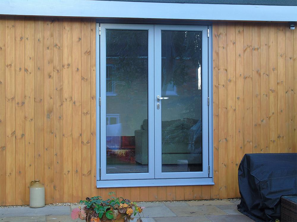 French doors single doors front doors 1st folding for Folding french doors