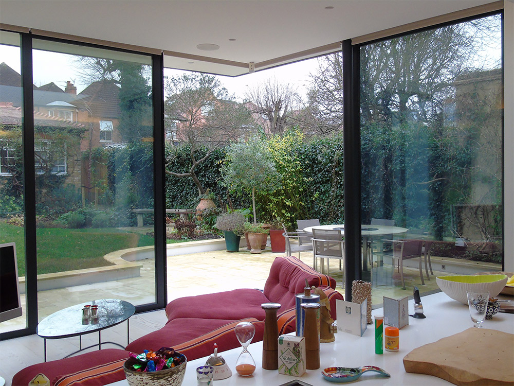 Sliding Doors Bifold Doors With 90 Degree And 135 Degree Moving