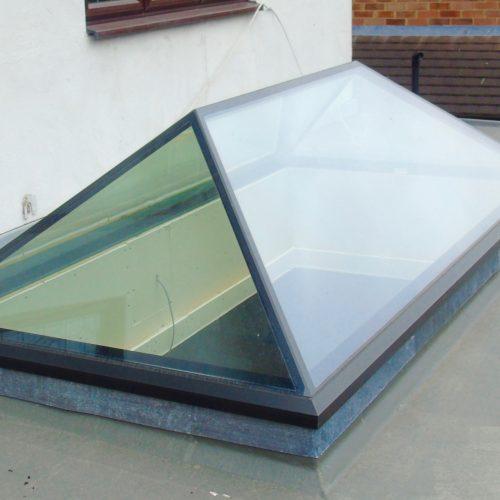 Roof lantern, light, natural light, bespoke