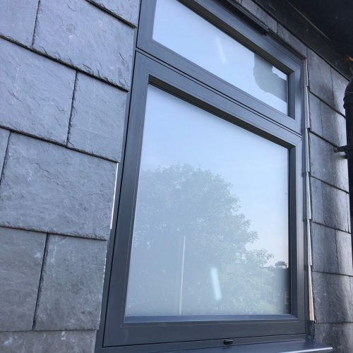 flush window -1st folding sliding door