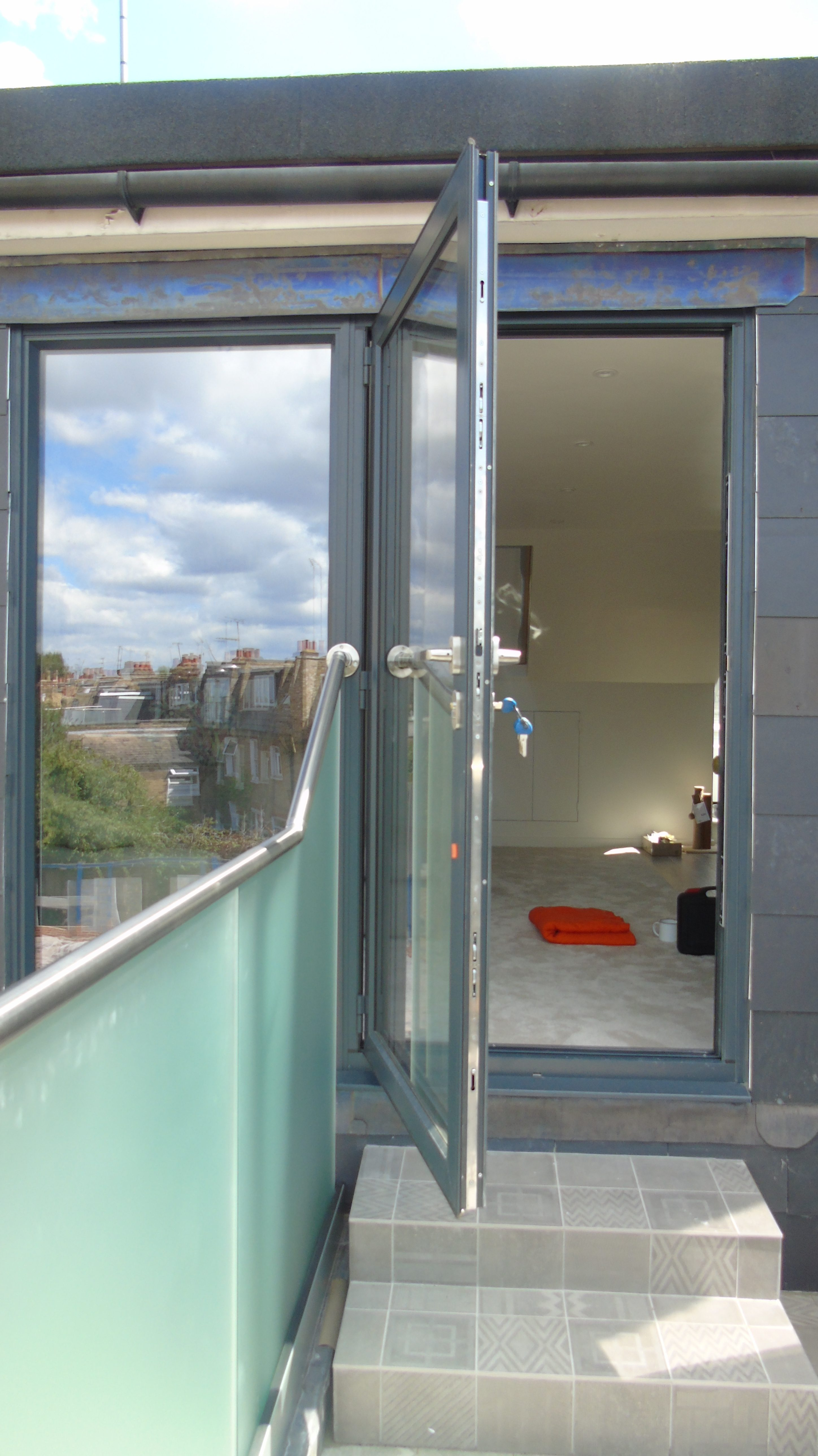 Alternative Glazing For Lofts 1st Folding Sliding Doors