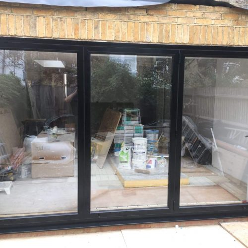 Bi-Fold Doors 3 Panel
