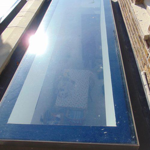 Roof lantern - 1st Folding Sliding Doors