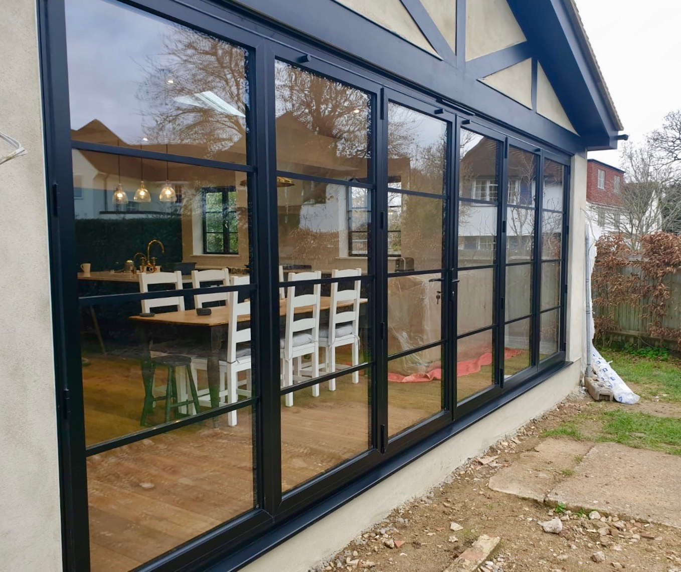 STEEL REPLACEMENT B-FOLD DOORS
