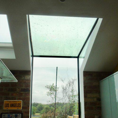 Frameless glass box-1st Folding Sliding Doors