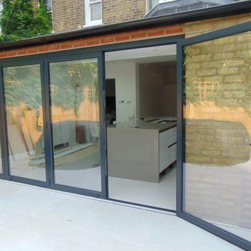 Easislide bi-fold doors