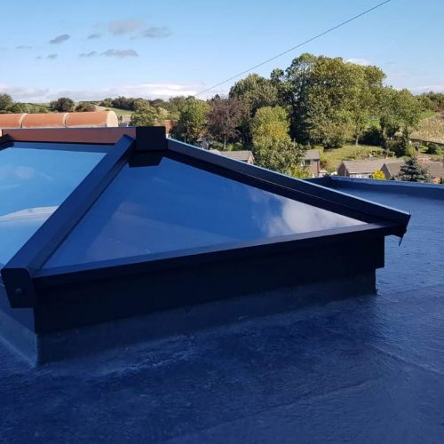 Traditional roof lantern - 1st Folding Sliding Doors