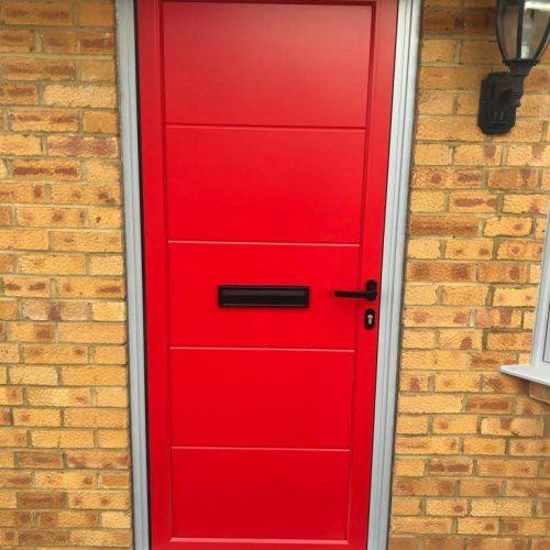 Origin Front Door - 1st Folding Sliding Doors