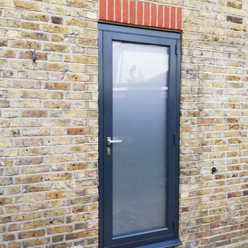 Single Door - 1st Folding Sliding Doors