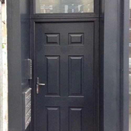 Splidoor Front Door