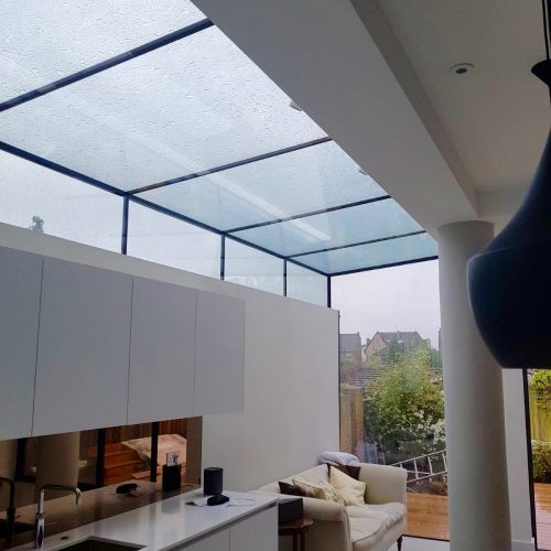 Frameless Roof
