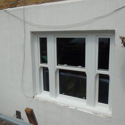 1st Folding UPVC windows