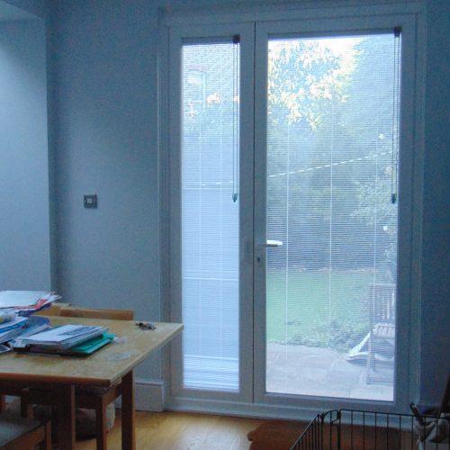 off-set French Doors - 1st folding sliding doors