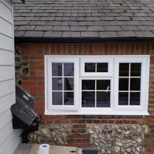 PVC-U Window 1st Folding Sliding Doors