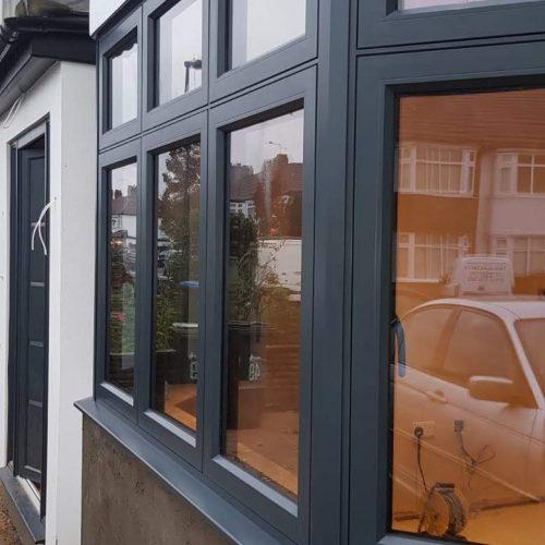 1st Folding Sliding Doors - Bay Windows