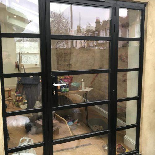 Steel replacement doors - 1st Folding Sliding Doors