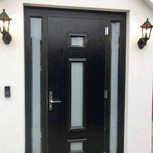 Capstone Front Door - 1st Folding Sliding Doors