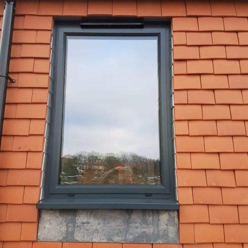 1st Folding Sliding Doors - Top Hung Window