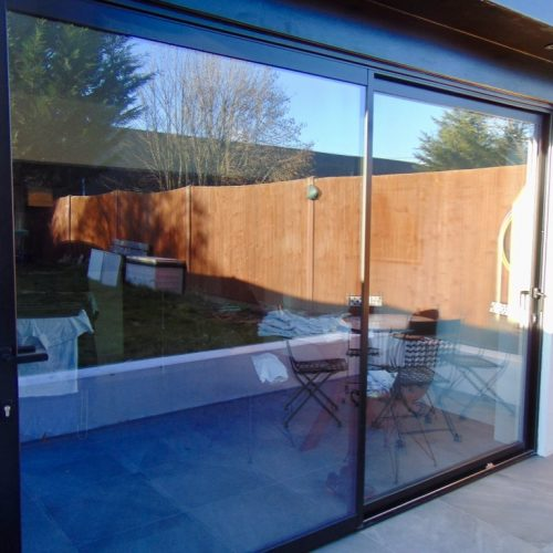 42mm sliding door - 1st folding sliding doors