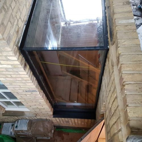 frameless glass boxframeless glass box - 1st Folding Sliding Doors