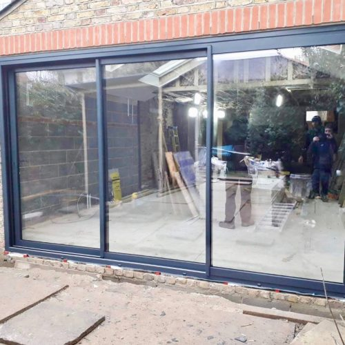 42 mm Sliding Doors - 1st Folding Sliding Door