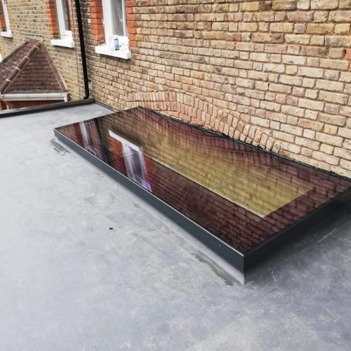 Frameless Skylight